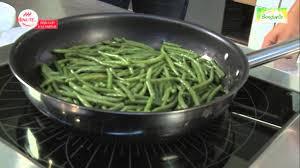 comment cuisiner des haricots verts bonduelle légumes minute haricots verts en sauteuse