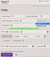 membuat email yahoo indonesia putra melayu panduan membuat e mail yahoo