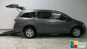 2016 honda odyssey stock gb002769 wheelchair van for sale