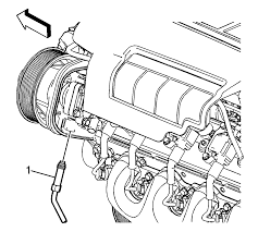 repair instructions power steering pump bracket replacement ls9