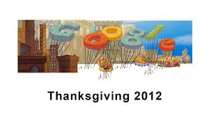 thanksgiving day 2012 doodle with animation hd