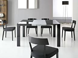 expandable dining table set modern expandable dining table modern extendable dining table and