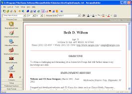 free resume builder free resume builder resume cv