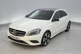 used mercedes benz a class white for sale motors co uk
