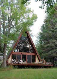 small a frame cabins a tiny a frame cabinshelter in the woods of vermont tiny house