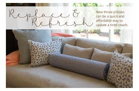 Leather Sofa Cushions Back Cushion For Sofa Love Your Couch Hate Your Cushions Heres