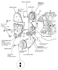 youtube lexus rx300 timing belt 92 honda accord alternator diagram 92 honda accord engine diagram