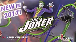 Six Flags Boston The Joker Six Flags New England Construction Update And More