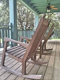 Outdoor Furniture San Antonio Rocking Chairs Sunday House Texas Hill Country San Antonio