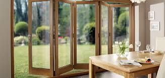 Wooden Bifold Patio Doors Collection Wooden Bifold Doors Uk Pictures Losro