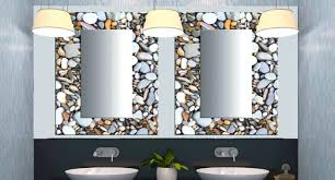 bathroom mirror decorating ideas how to decorate a bathroom mirror nxte club