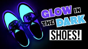 diy glow in the dark shoes 2016 youtube