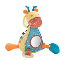 for infants skip hop giraffe safari activity toy best toys for