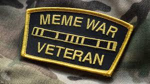 Veteran Meme - meme war veteran medal rack morale patch britkitusa