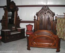 antique bedroom suites glamorous american antique victorian bedroom suite burled walnut