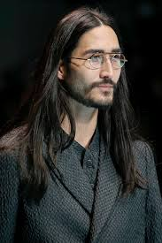 mens hippie hairstyles 7 trendy long men s hairstyles for thick hair to wear this week