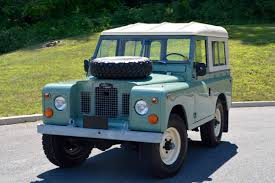 land rover 1970 1970 land rover series iia 88 u2033 hunting ridge motors
