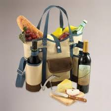 wine picnic baskets picnic baskets tote bags picnic supplies world market