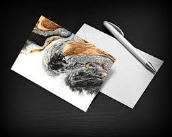 blank greeting cards etsy