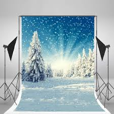 Amazon Com 5x7ft Kate Winter Photography Backdrops White Frozen