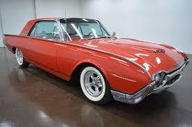 1961 Thunderbird Interior 1961 Ford Thunderbird Classic Car Liquidators In Sherman Tx