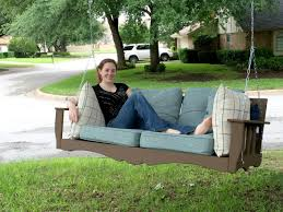 Swing Cushion Replacements by Patio Furniture 30 Literarywondrous Patio Swing Couch Images
