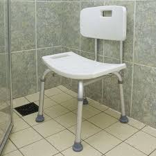 take the advantages of shower chair in your bathroom