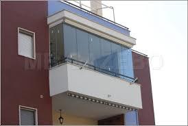 verande balconi vetrate terrazzi e balconi avec chiusure in vetro verande