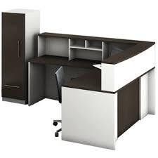 Narrow Reception Desk Reception Desks U0026 Suites You U0027ll Love Wayfair