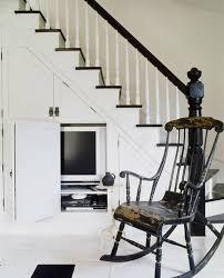 11 ways to use space under stairs furnish burnish