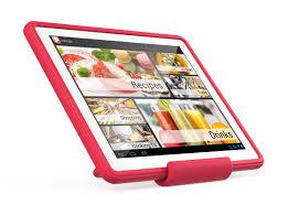 tablette cuisine cook review archos chefpad oxgadgets