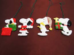 assorted flat snoopy ornaments at tons of