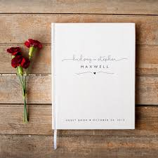 customizable guest books wedding guest books starboard press
