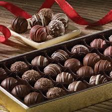 thanksgiving truffles sarris candies the worlds best chocolates