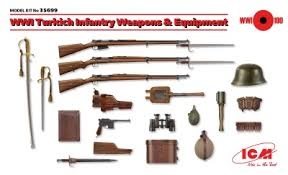 Ottoman Weapons Ottoman Infantry Weapons Equipment Pre Order New Release