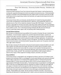 Assistant Manager Resume Examples Retail Assistant Manager Job Description 1 638jpg Cb