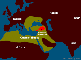 Ottoman Empire Capital The History Place Genocide In The 20th Century Armenians In