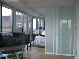 inspiring sliding glass room divider pictures decoration ideas