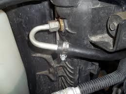1988 dodge ram transmission transmission cooler installation pics dodgetalk dodge car