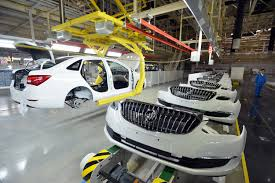 china auto sales jump on tax incentives prior year comp auto