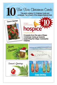10 fun foto christmas cards pack hospice christmas cards