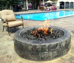 Propane Fire Pit Insert by Square Grill Insert For Fire Pit Fire Pit Accessories Replacement