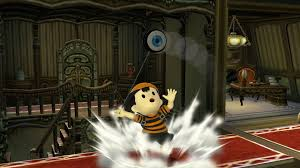 halloween themed ness super smash bros for wii u u003e skins u003e ness