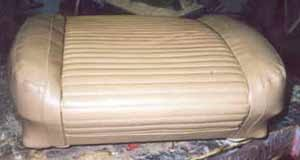 Cotton Batting Upholstery Classic Car Upholstery 101 Re Covering Seats U2014 Part 2
