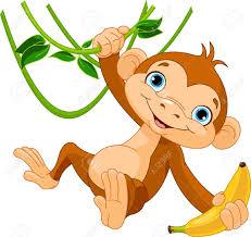 monkey jungle clipart clipartxtras