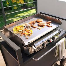 cuisine à la plancha gaz goûtez aux plaisirs d une cuisine saine avec la plancha à gaz tonio