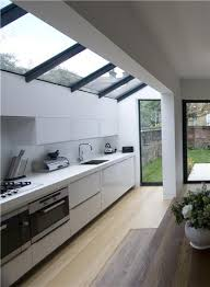galley kitchen extension ideas kitchens of the home george clarke