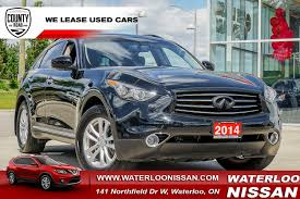 nissan canada vin decoder used 2014 infiniti qx70 for sale waterloo on vin jn8cs1mw4em413667
