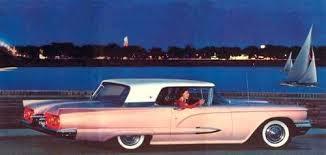 1959 ford thunderbird paint codes