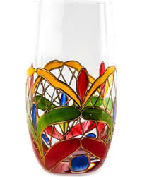 mardi gras glasses amazing deal on mardi gras glasses set of 4